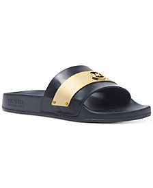 MICHAEL Michael Kors Jett Slide Sandals