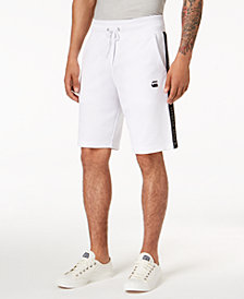 G-Star RAW Men's Logo-Print Athletic Shorts, Created for Macy's