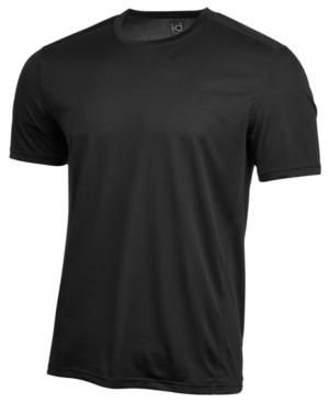 Men's Core Crew Neck Mesh-Back T-Shirt