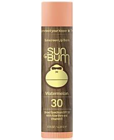 Sun Bum Sunscreen Lip Balm - Watermelon