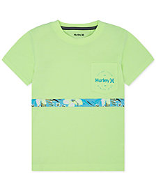 Hurley Graphic-Print T-Shirt, Toddler Boys