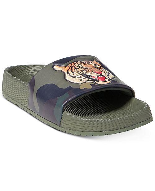dd93a0ab9cb1 Polo Ralph Lauren Men s Cayson Sport Slide Sandals   Reviews - All ...