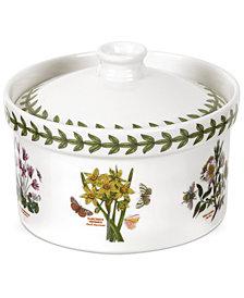Portmeirion Dinnerware, Botanic Garden Mini Casserole
