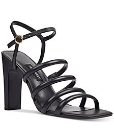 Nine West Laxian Strappy Sandals