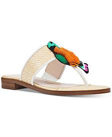 Nine West Roseriver Flat Novelty Sandals