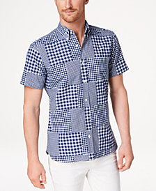 Brooks Brothers Red Fleece Men's Slim Fit Madras Gingham Shirt