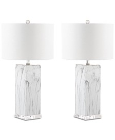 Olympia Table Lamps, Set of 2