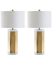 Set of 2 Alya Table Lamps