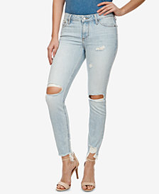 Lucky Brand Lolita Ripped Skinny Jeans