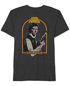 Han Solo Men's T-Shirt by Hybrid Apparel