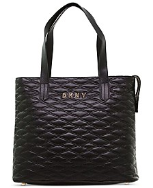 DKNY Allure Quilted Tote