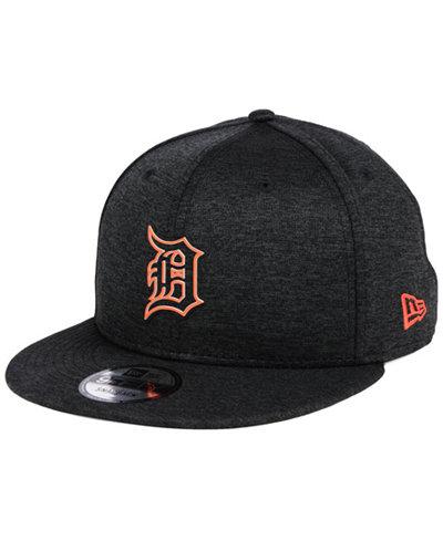 Detroit Tigers Jersey 9Fifty Snapback Cap - Grey New Era 2pVI4n