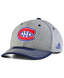 adidas Montreal Canadiens Heather Line Change Cap