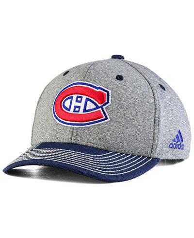 adidas Montreal Canadiens Heather Line Change Cap