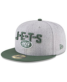 New Era New York Jets Draft 59FIFTY FITTED Cap