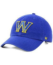 '47 Brand Golden State Warriors Mash Up CLEAN UP Cap