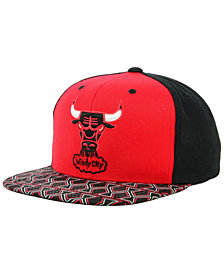 Mitchell & Ness Chicago Bulls Winning Team Snapback Cap