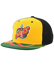 Mitchell & Ness Seattle SuperSonics Winning Team Snapback Cap