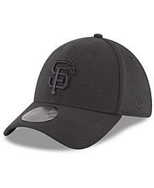 San Francisco Giants Blackout 39THIRTY Cap