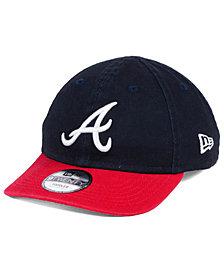New Era Boys' Atlanta Braves Jr On-Field Replica 9TWENTY Cap