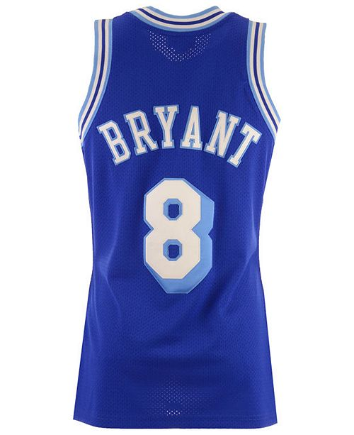 f481f8f4 ... Mitchell & Ness Men's Kobe Bryant Los Angeles Lakers Authentic Jersey  ...