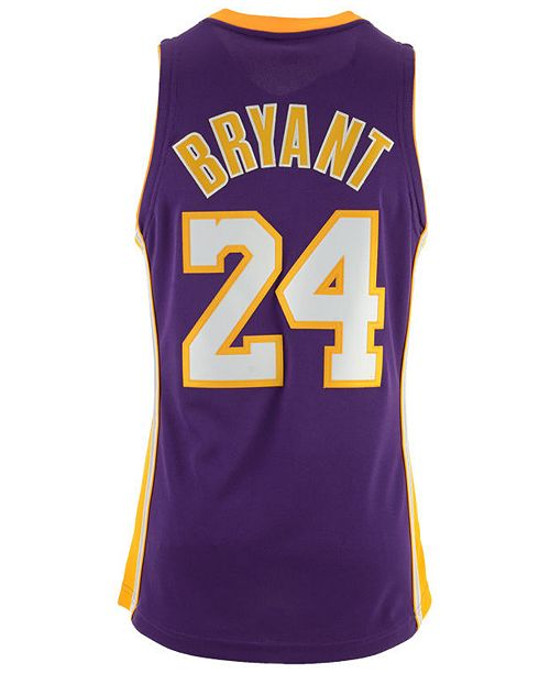 pretty nice 940d2 2caed Men's Kobe Bryant Los Angeles Lakers Authentic Jersey