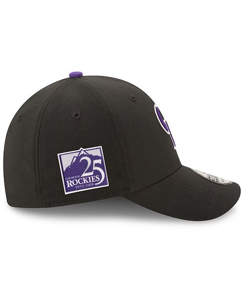 finest selection 1635a b8375 ... coupon for new era colorado rockies team classic 25th anniversary 39thirty  cap b3d0d 5ab20