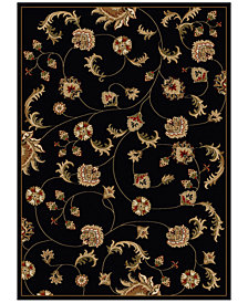 KM Home Pesaro Flores Area Rug Collection