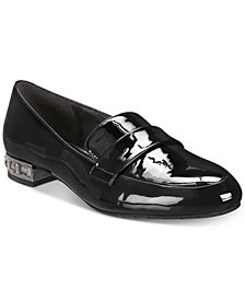 Kenneth Cole Reaction Women's Jet Behind Flats