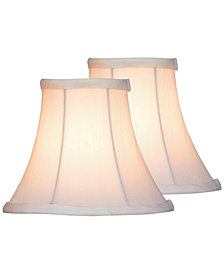"Lite Source 6"" Woven Set of 2 Lamp Shade"