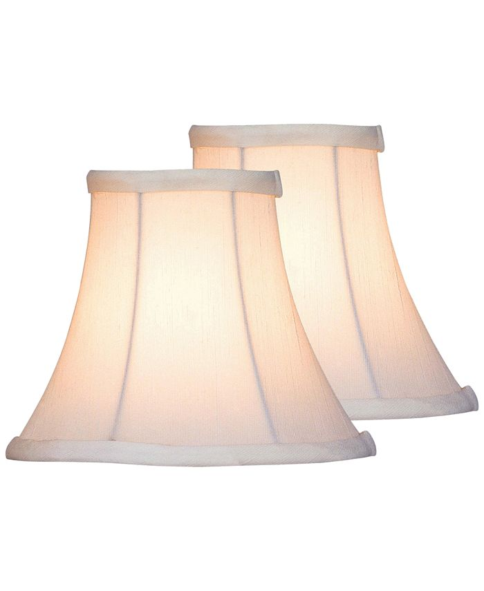"""Lite Source - 6"""" Woven Set of 2 Lamp Shade"""