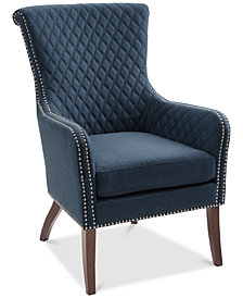 Heston Accent Chair, Quick Ship