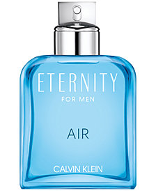 Calvin Klein Men's Eternity Air For Men Eau de Toilette Spray, 6.7-oz.