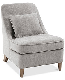Tilly Accent Chair, Quick Ship