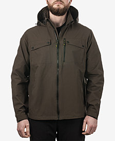 Hawke & Co. Outfitter Men's Hooded Field Jacket
