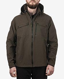 Hawke & Co. Outfitter Men's Hooded Field Jacket