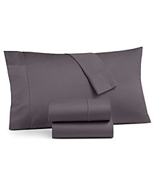 Charter Club Sleep Cool 3-Pc. Twin Sheet Set, 400 Thread Count Cotton Tencel®, Created for Macy's