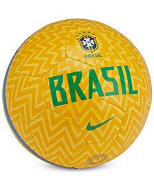 Nike Brasil CBF Skills 32 Panel Size 1 Soccer Ball