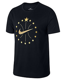 Nike Men's Dry Metallic Basketball T-Shirt