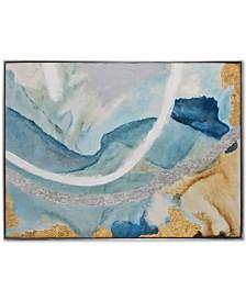 Ren Wil Tide Pool II Painting, Quick Ship