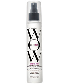 COLOR WOW Raise The Root Thicken & Lift Spray, 5-oz., from PUREBEAUTY Salon & Spa