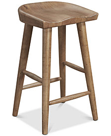 Brewing Collection Hops Saddle Seat Gathering Stool