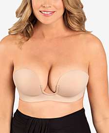 Fashion Forms Voluptuous U-Plunge Backless Bra MC710