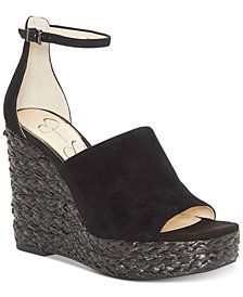 Jessica Simpson Suella Espadrille Wedge Sandals