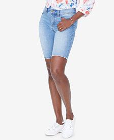 NYDJ Briella Tummy-Control Bermuda Shorts