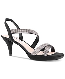Nina Nizana Evening Sandals