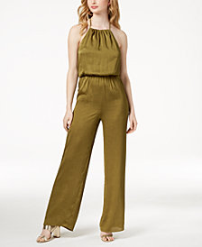GUESS Regina Open-Back Jumpsuit