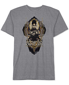 Wakanda Forever Men's T-Shirt by Hybrid Apparel