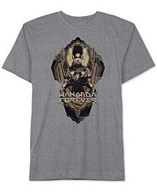 Hybrid Men's Wakanda Forever Graphic T-Shirt