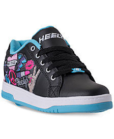 Heelys Big Girls' Split Skate Casual Sneakers from Finish Line
